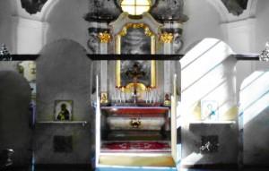 Храм св. Иосифа, Роуднице над Лабем