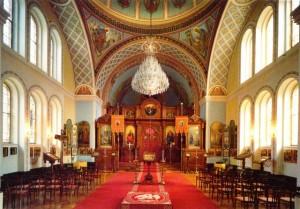 Карловы Вары, Собор свв. апостолов Петра и Павла