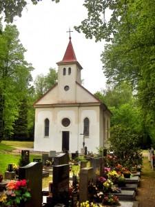 Карловы Вары, Часовня на Старопольском кладбище
