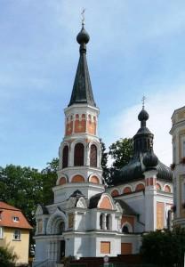 Франтишковы Лазни Храм св. Ольги