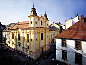 Храм св. Анны, Пльзень