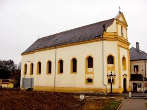 Тахов, Храм св. Марии Магдалины