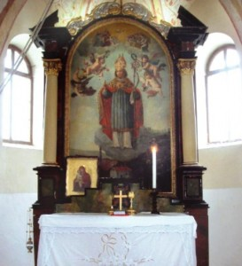Клатовы, Храм свт. Николая
