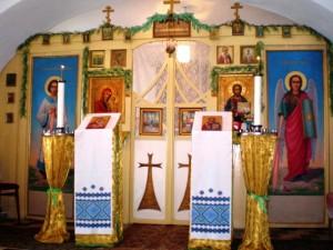 Горшовский Тын,  Храм свт. Николая