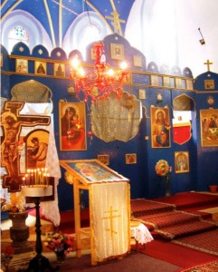 Рокицаны, Храм Пресвятой Троицы