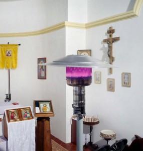 Галже, Храм Рождества пророка Иоанна Крестителя