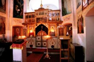 Румбурк, Храм св. пророка Иоанна Крестителя