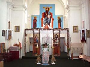 Храм св. мученика и целителя Пантелеймона, Страж под Ральскем