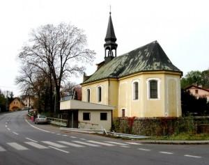 Храм св. Марии Магдалины, Фридландт в Чехах