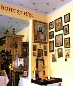 Храм свв. Кирилла и Мефодия, Ланшкроун