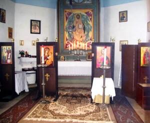 Храм всех Святых Чешских земель, Чешские Будейовицы