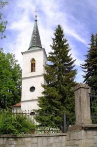 Храм Пресвятой Троицы, Йиндржихув Градец