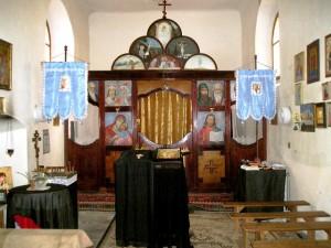 Храм Воздвижения Честного и Животворящего Креста Господня, Табор