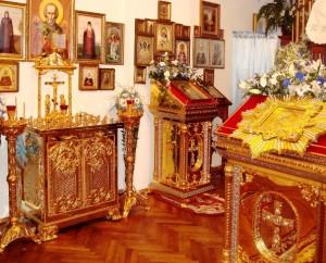 Монастырь св. Вячеслава и Людмилы, Лоучки