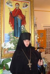 игуменья  Валентина (Гангур)