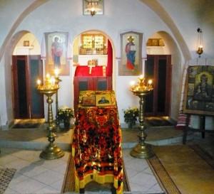Монастырь св. Ростислава