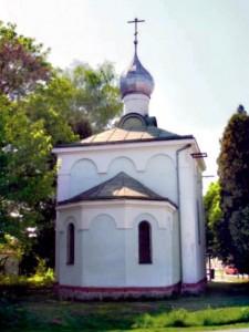 Храм св. Троицы, Челеховице на Гане