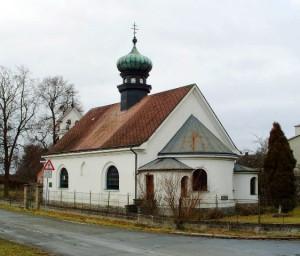 Храм св. Прокопа Сазавского, Штепанов