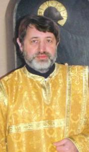 дьякон Олег Найденов
