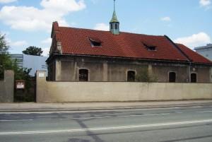 Храм св. Иоанна Крестителя, Колин