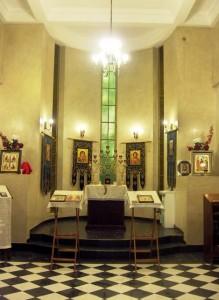 Храм св. Косьмы и Дамиана, Бероун