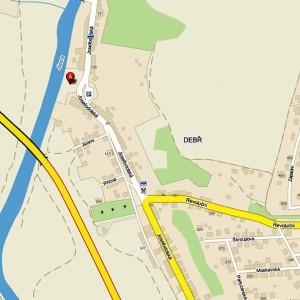 Храм св. Варвары на карте