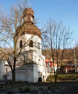 Храм св. Варвары, Млада Болеслав