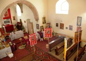 В Храме св. Варвары
