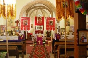 В Храме св. Варвары, Млада Болеслав