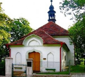 Храм св. апостола Якова, Жатец