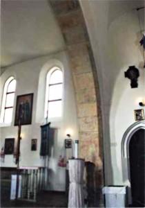 В Храме св. апостола Якова, Жатец