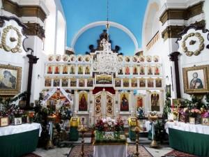 В Храме Святого Духа, Хомутов