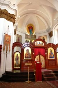 В Храме св. Вячеслава, Литомержице
