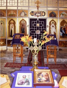 Храм Рождества Пресвятой Богородицы в Мосте