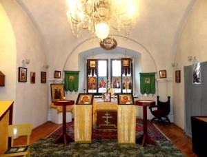 Храм Святых Новомучеников и Исповедников Российских, Усти-над-Лабем