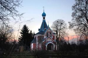 Храм св. Людмилы
