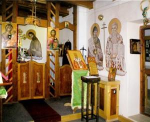 Монастырь св. муч. Горазда