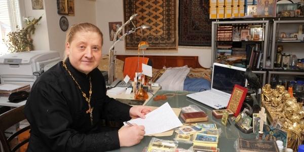 о. протоиерей Олег Махнёв