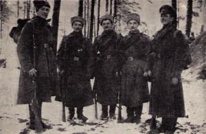 Разведчики 3-й роты