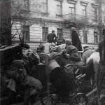 Эвакуация из Крыма, ноябрь 1920г. Севастополь.