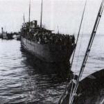 07 Эвакуация из Крыма, ноябрь 1920
