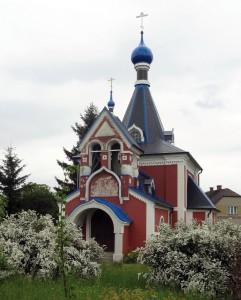Храм в Ржимице.