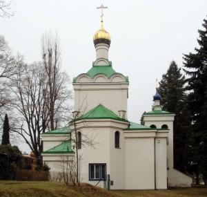 Храм в Тржебиче.