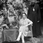 Июнь 1935 года, Дрезден. В гостях у прот. Иоанна Можаровского.