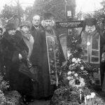 2 августа 1938, Прага. Похороны Франтишки Черноглавковой.